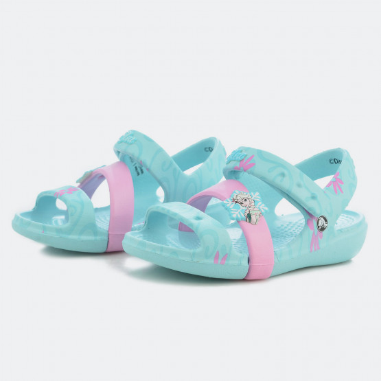 Crocs Keeley Frozen Fever Sandal K