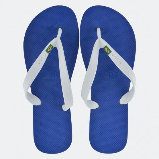 Dupe Brasil Unisex Flip-Flops