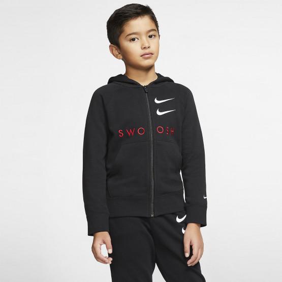 Nike Sportswear Swoosh Παιδική Ζακέτα