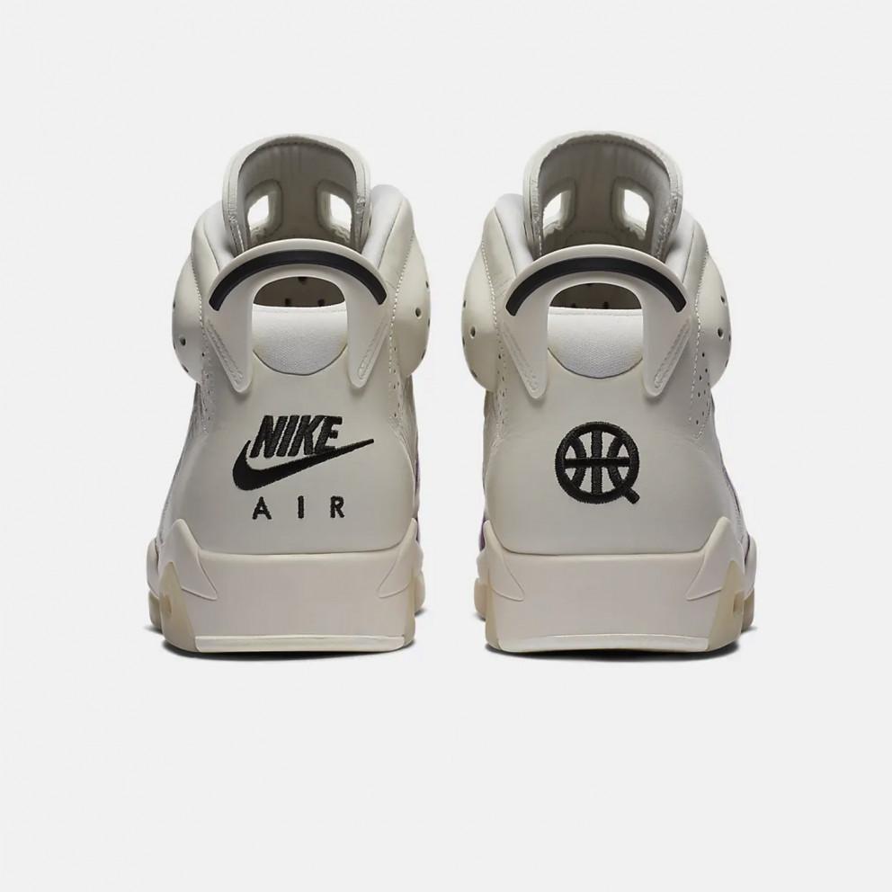 "Jordan Air 6 Retro ""Quai 54"" Men's Basketball Shoes"