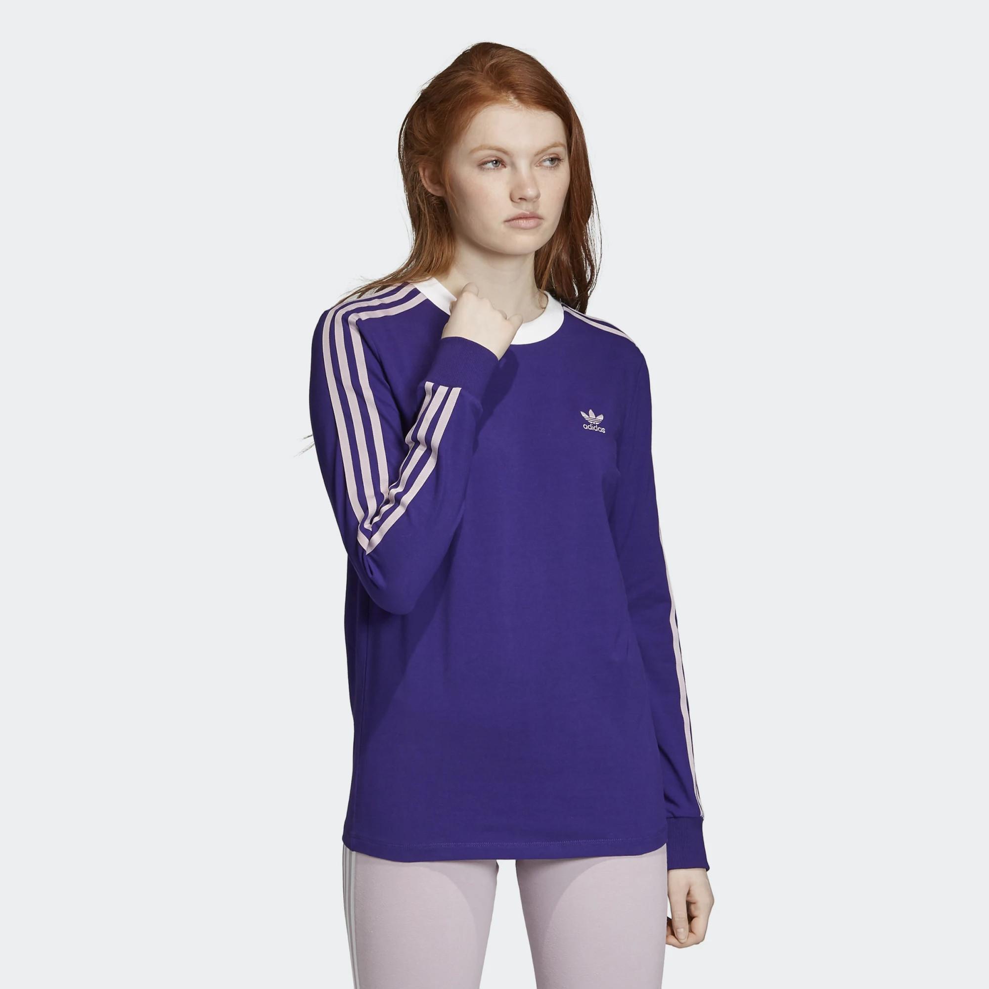 adidas Originals 3 Stripes Women's Tee (9000032678_39897)