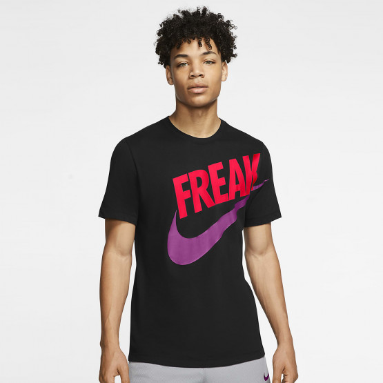 "Nike Dri-FIT Giannis ""Freak"" Men's Basketball T-Shirt"