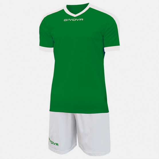 Givova Kit Revolution Παιδικό Σετ Ποδοσφαιρικής Στολής