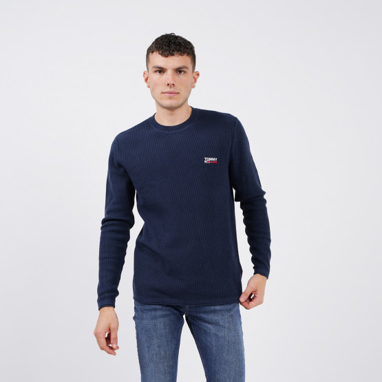 Tommy Jeans Corp Logo Men's Sweater