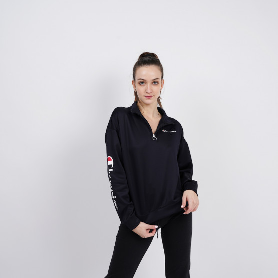 Champion Rochester Half Zip Women's Sweatshirt
