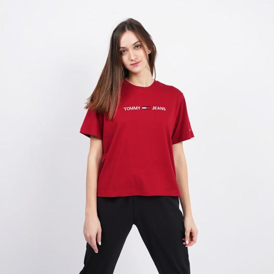 Tommy Jeans Modern Linear Γυναικείο T-Shirt