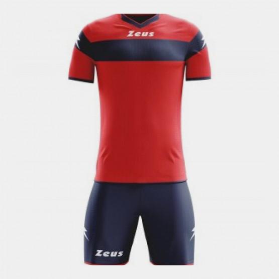 Zeus Kit Apollo Giallofluo Men's Soccer Set