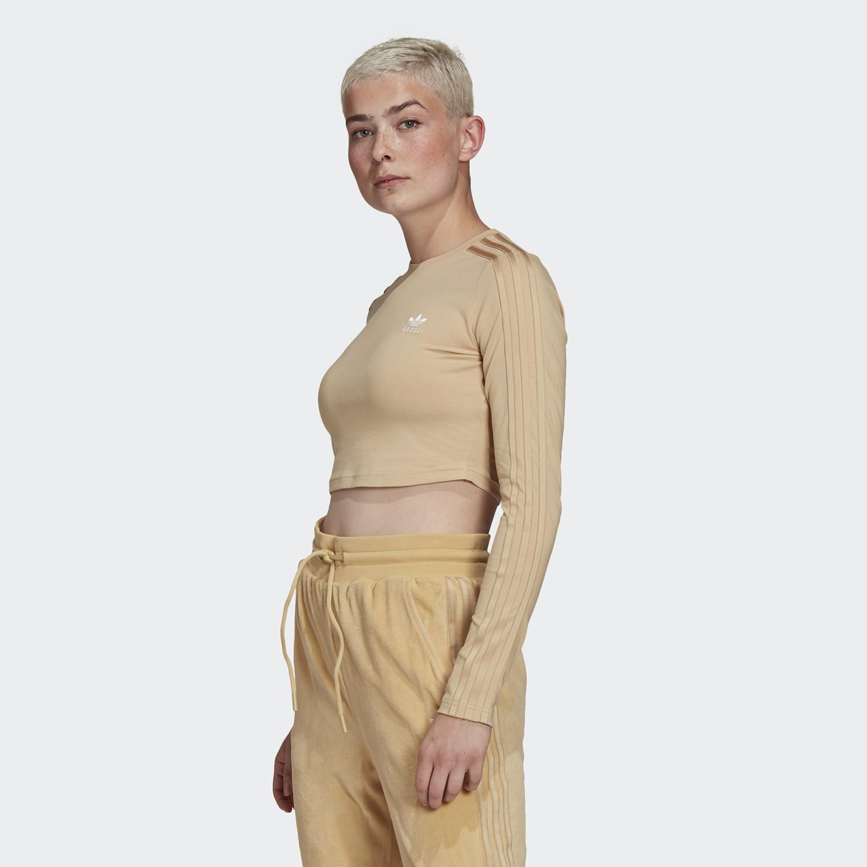 adidas Originals Crop Γυναικεία Μπλούζα (9000071400_51077)