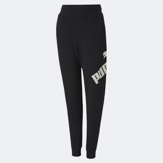 Puma Big Logo Sweat Pants Kids' Track Pants