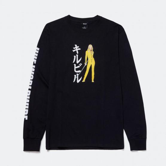 HUF x Kill Bill Black Mamba Men's Sweatshirt