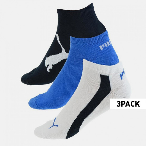 Puma 3-Pack Παιδικές Κάλτσες