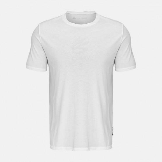 Under Armour Curry Logo Tee΄Ανδρικό T-Shirt