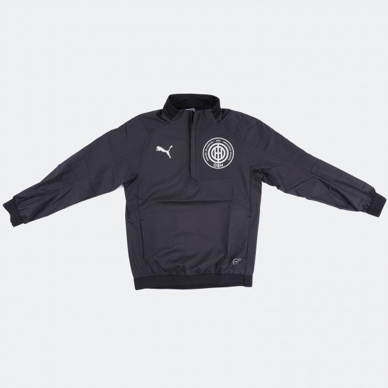 Puma x OFI F.C. Crete Liga Training Windbreaker Παιδικό Αντιανεμικό