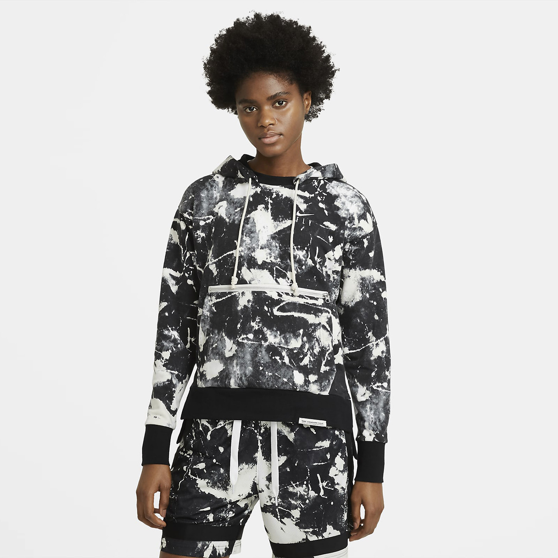Nike Standard Issue Γυναικείο Φούτερ με Κουκούλα (9000069961_28587)