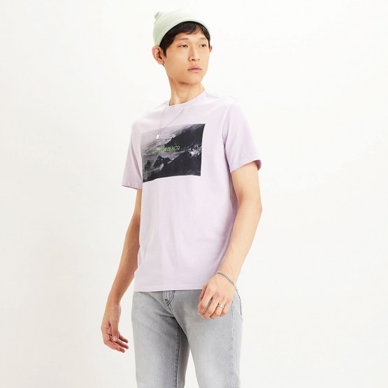 Levi's Graphic Crewneck Tee Men's T-Shirt