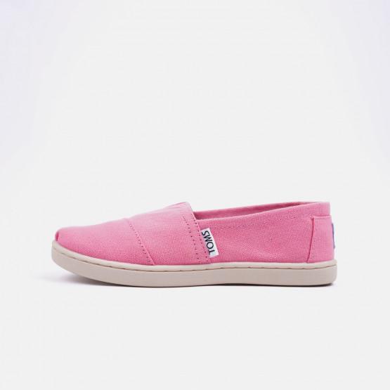TOMS Canvas Kid's Shoes