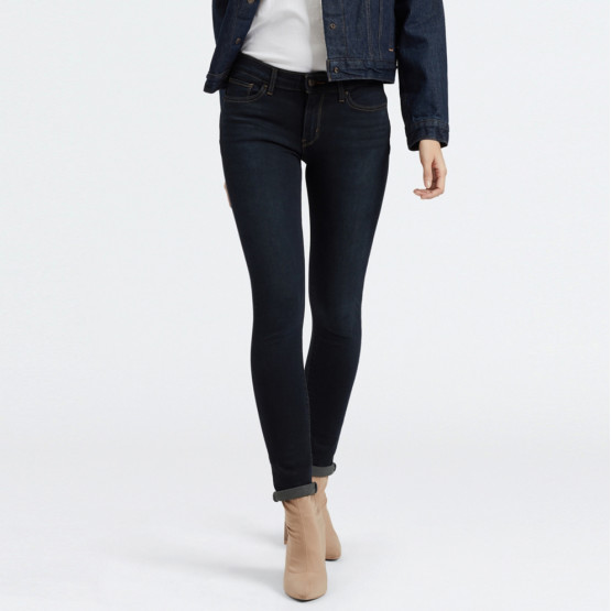 Levi's 711 Skinny Lost At Sea Women's Jeans