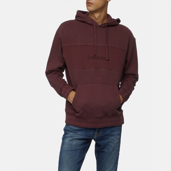 Levi's Relaxed Fit Novelty Hood Ανδρικό Φούτερ με Κουκούλα