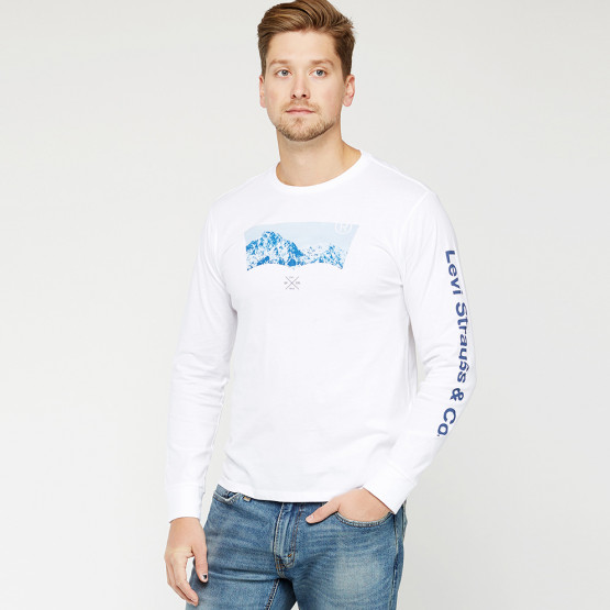 Levi's Graphic Tee Men's Long-sleeve T-Shirt