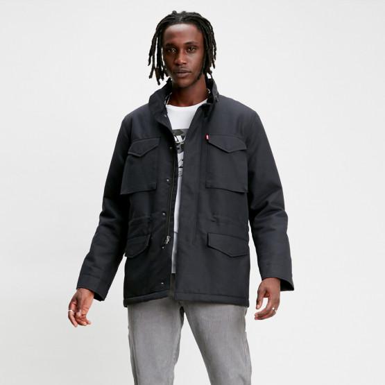 Levi's Sherpa Field Coat Ανδρικό Μπουφάν