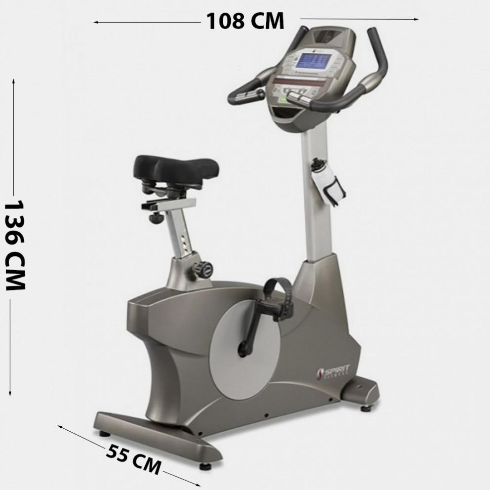 Spirit Μαγνητικό Ποδήλατο Όρθιο - 108 X 55 X 136 Cm