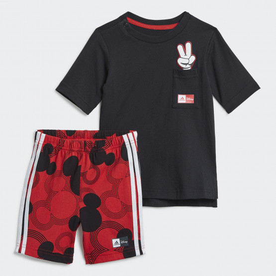 adidas Mickey Mouse Summer Βρεφικό Σετ photo