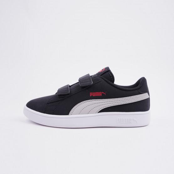 Puma Smash V2 Buck V Kids' Shoes