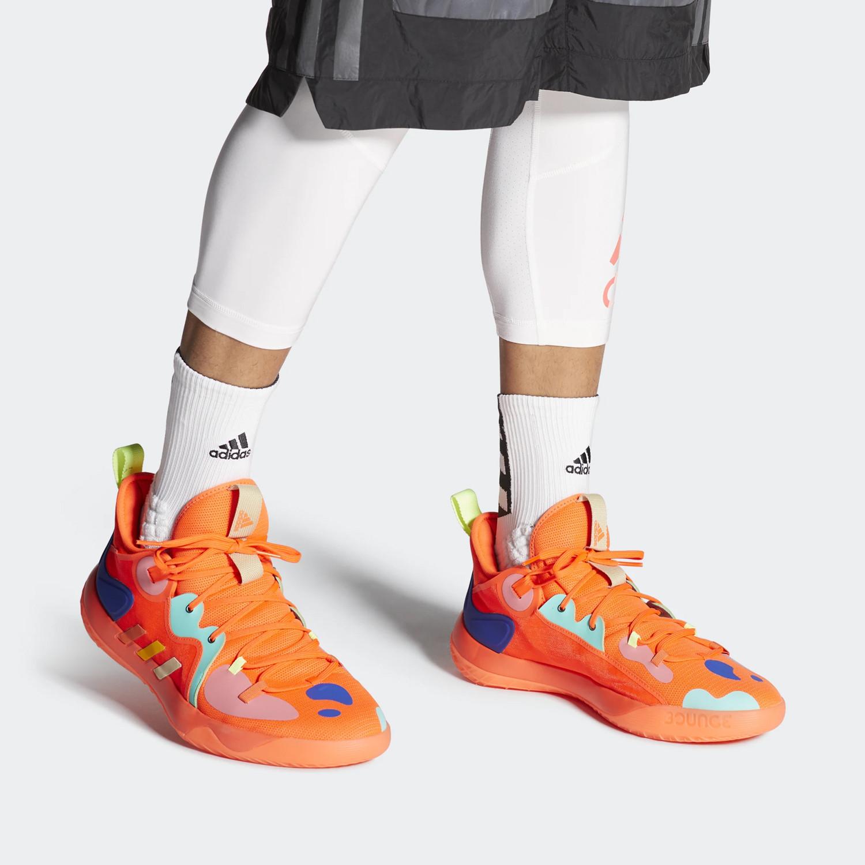 adidas Performance Harden Stepback 2 Ανδρικά Παπούτσια Μπάσκετ (9000068139_49998)