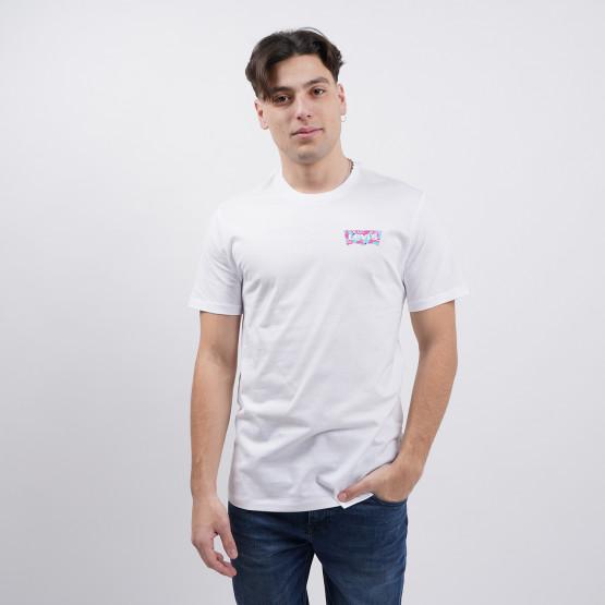 Levi's Housemark DYE Graphic Ανδρκή Μπλούζα