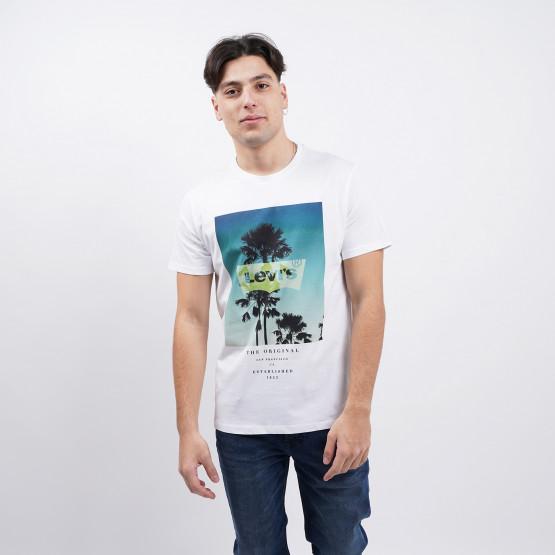 Levi's Graphic Crewneck Ανδρική Μπλούζα