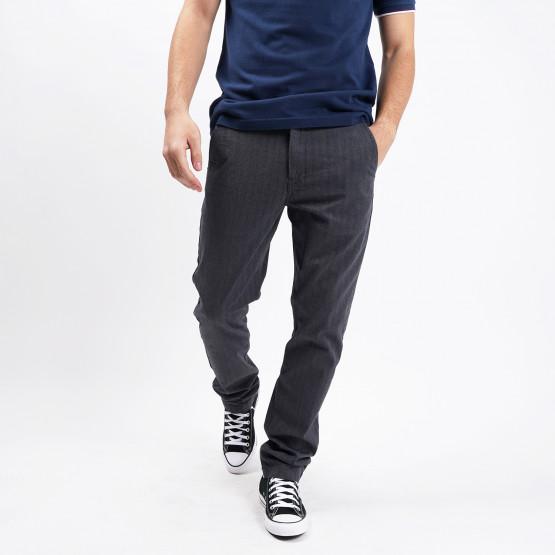 Lee Herringbone Slim Men's Chino Trousers
