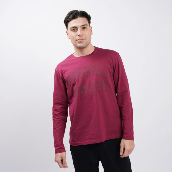 Russell Graphic Men's Long Sleeve Shirt