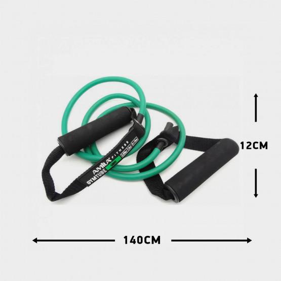 Amila ResiStance Band Aerobic Tube, Light 140 X 12 X 0,2 Cm
