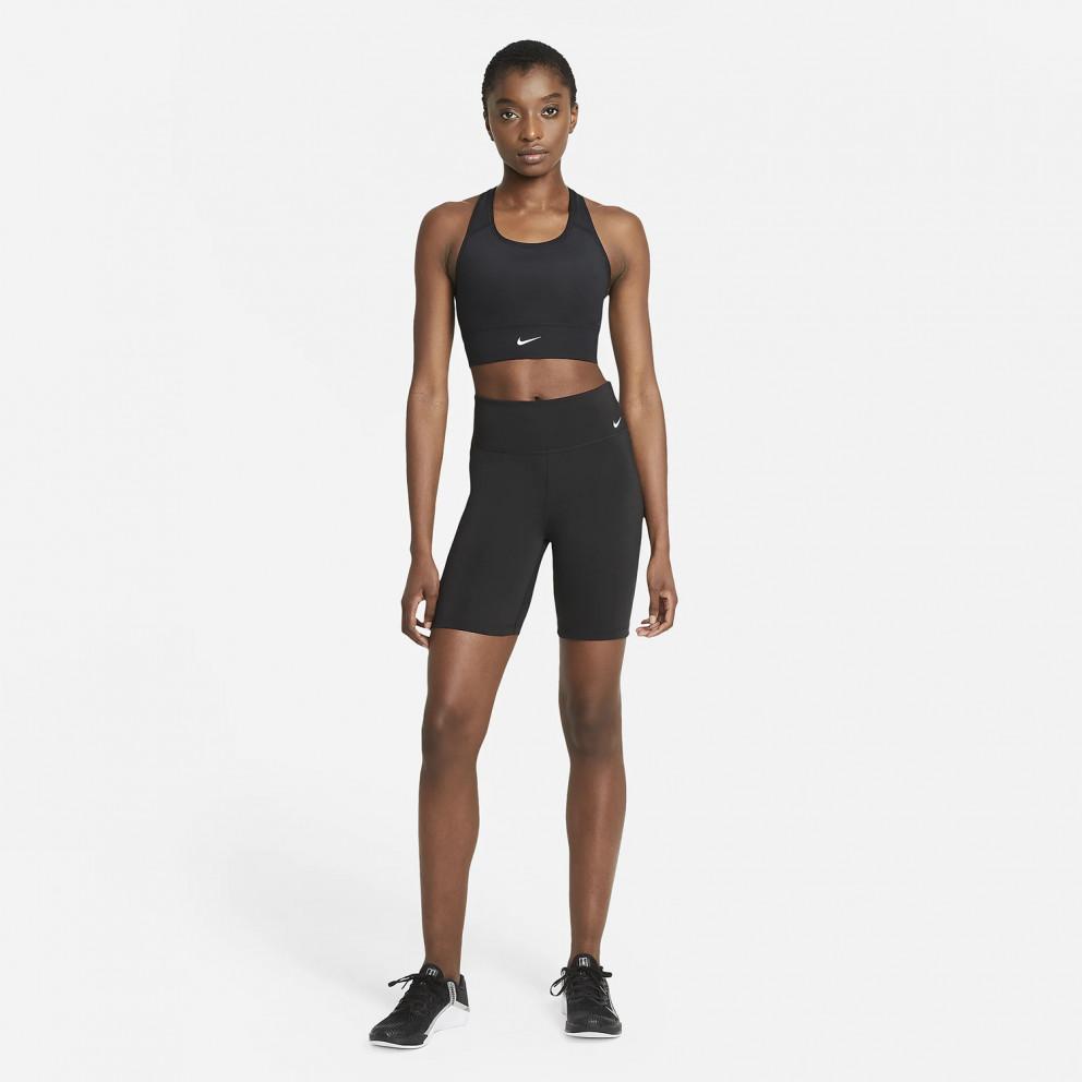 Nike Dri-FIT Swoosh Αθλητικό Γυναικείο Μπουστάκι