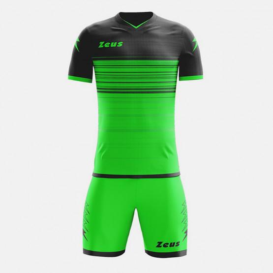 Zeus Kit Elios Verde - Ανδρικό Σετ Ποδοσφαίρου