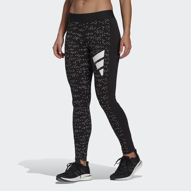 adidas Performance Sportswear Allover Print Γυναικείο Κολάν (9000068965_1469)