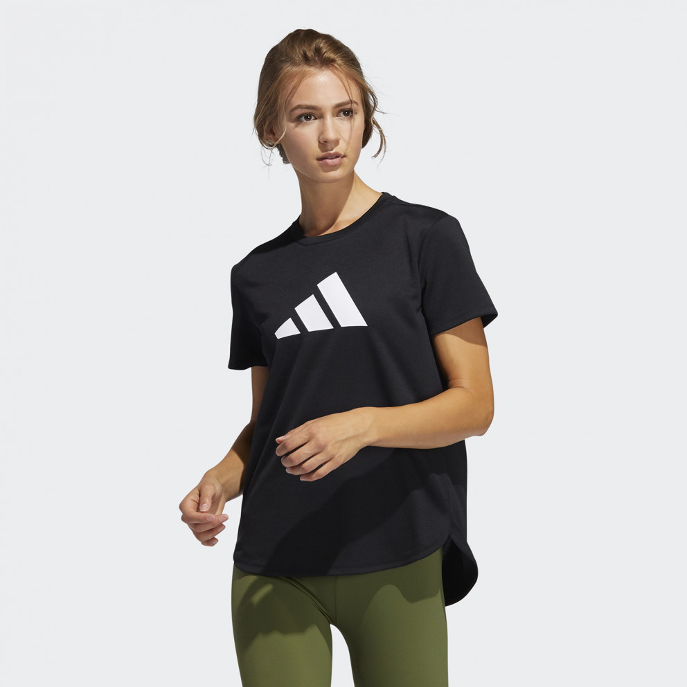 adidas Performance 3 Bar Logo Γυναικείο T-shirt