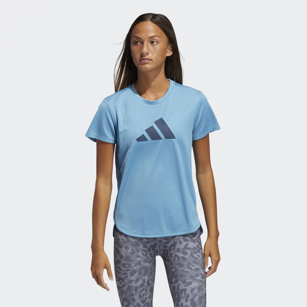 adidas Performance 3 Bar Logo Γυναικείο T-shirt