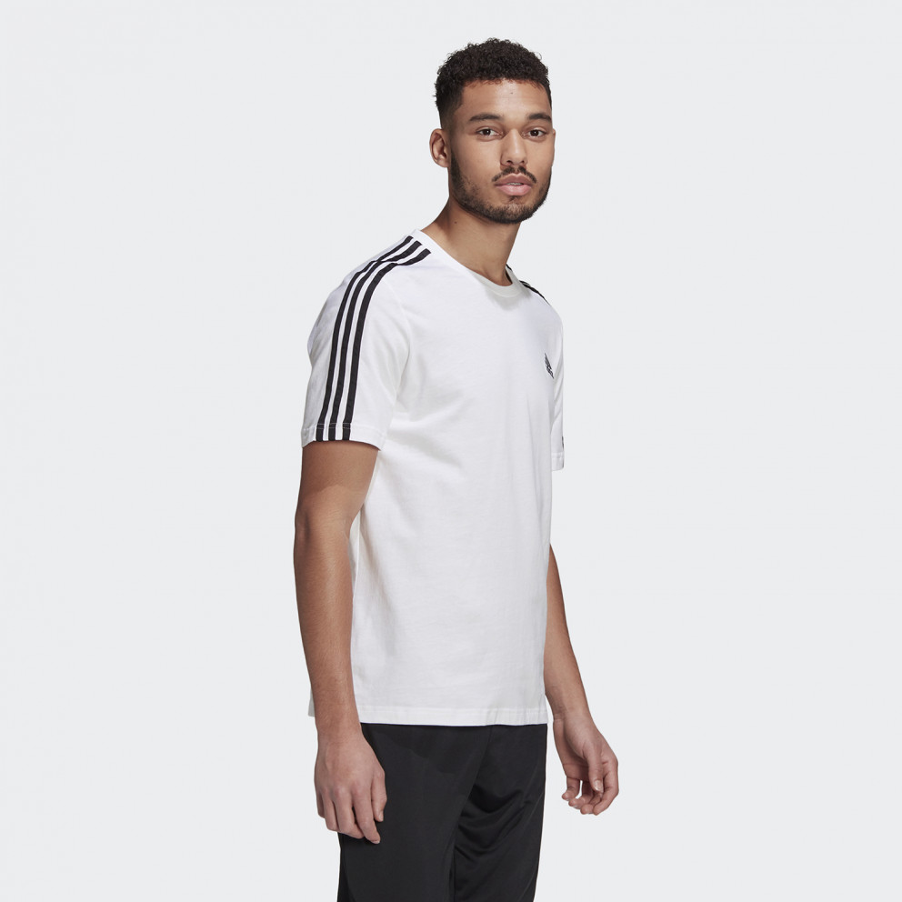 adidas Performance Essentials 3-Stribes Ανδρική Μπλούζα
