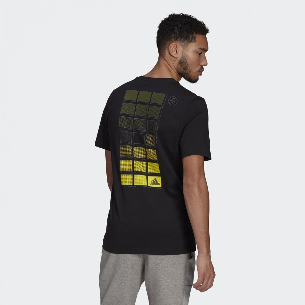 adidas Performance Tech Grade Athletics Graphic Tee Ανδρικό T-shirt