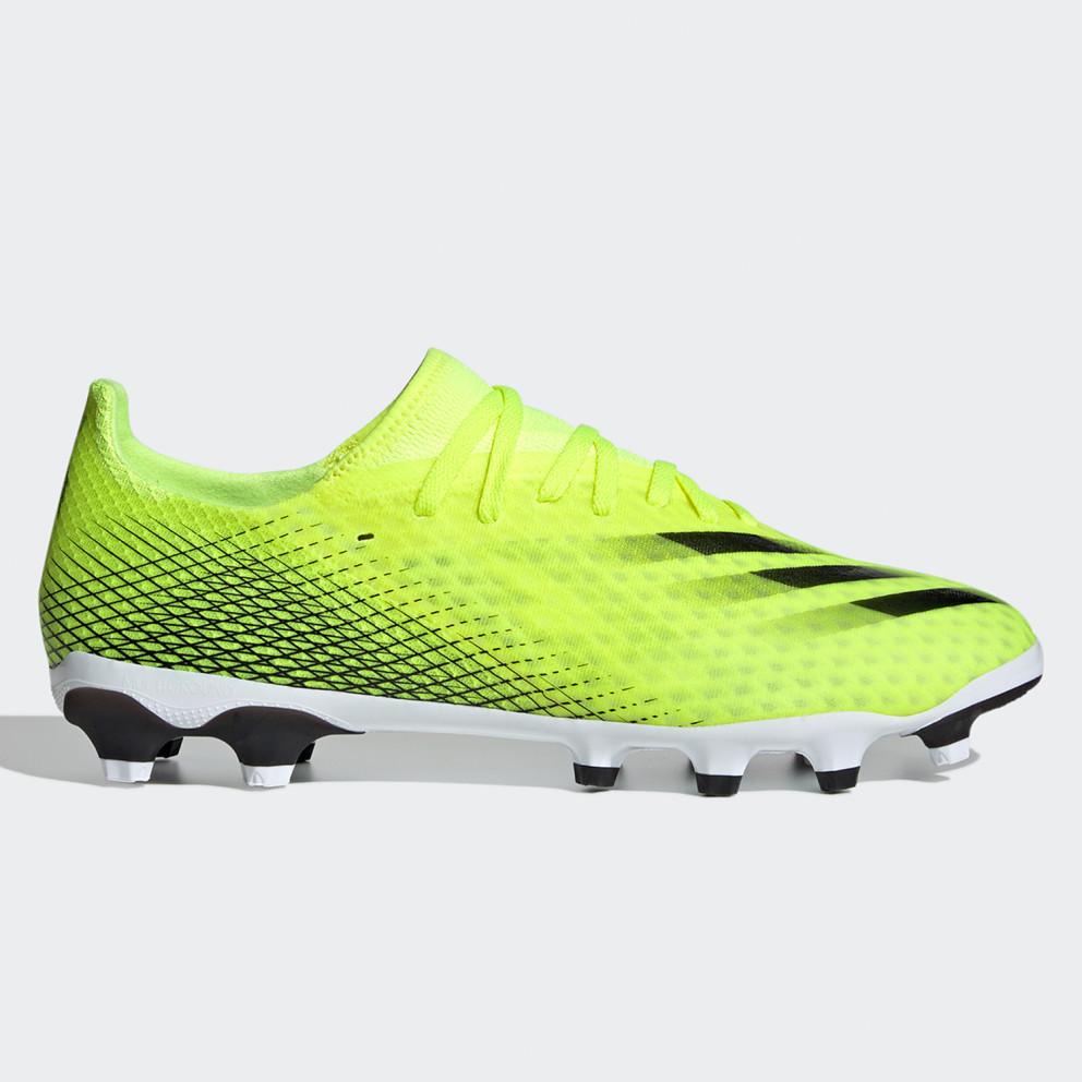 adidas Performance X Ghosted.3 Mg Ανδρικά Παπούτσια για Ποδόσφαιρο