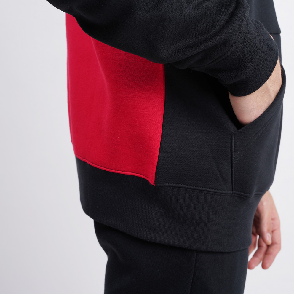 Jordan Jumpman Air Gfx Fleece Ανδρική Μπλούζα με Κουκούλα