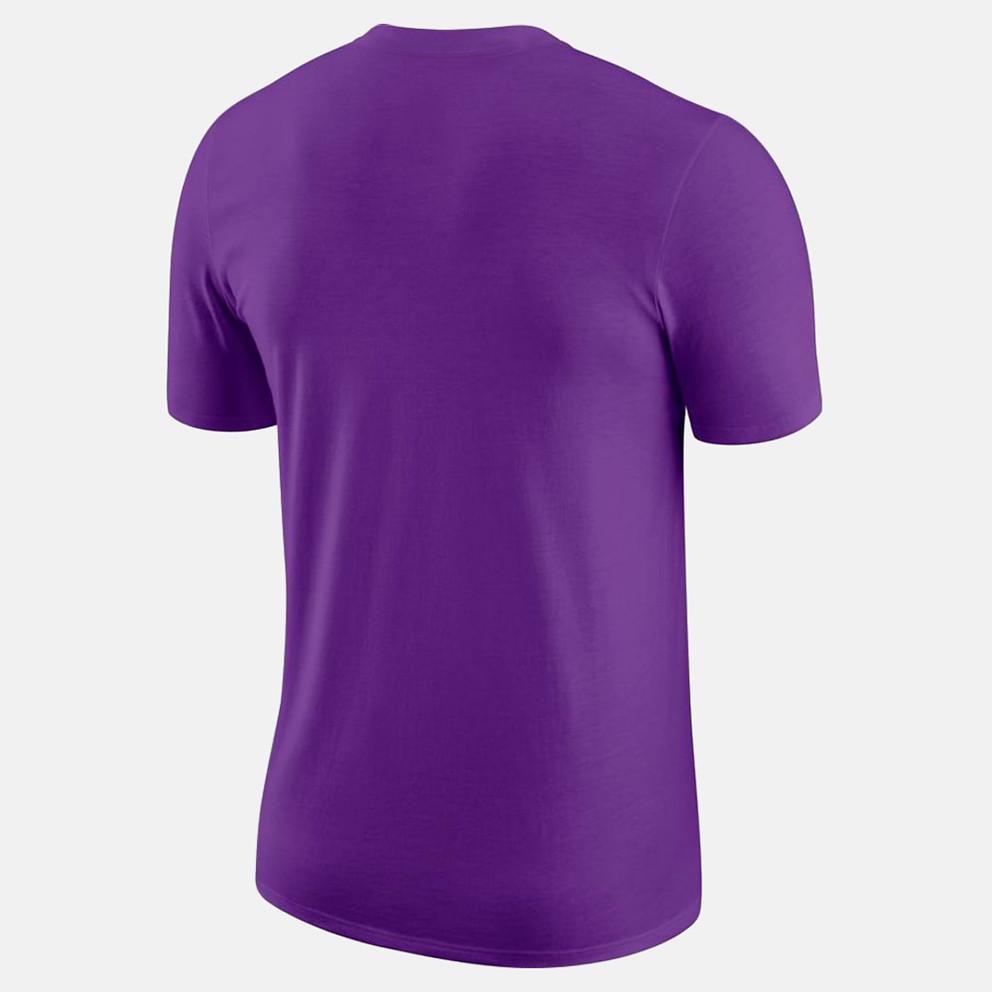Nike Los Angeles Lakers Dri-FIT Ανδρικό T-Shirt