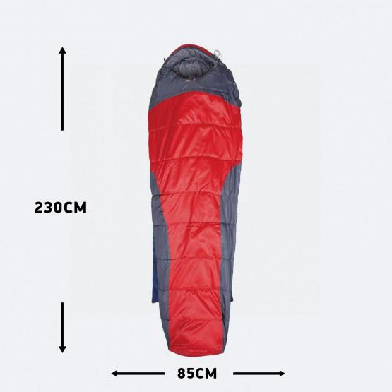 Escape Single SLeeping Bag Malika Semi-Mummy 230 X 85 X 65 Cm