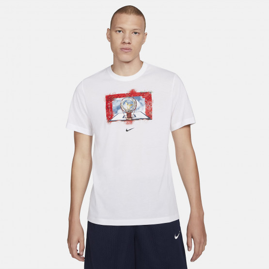 Nike Dri-FIT Photo Men's Basketball T-shirt