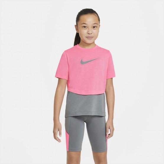 Nike Dri-Fit Training Παιδική Μπλούζα