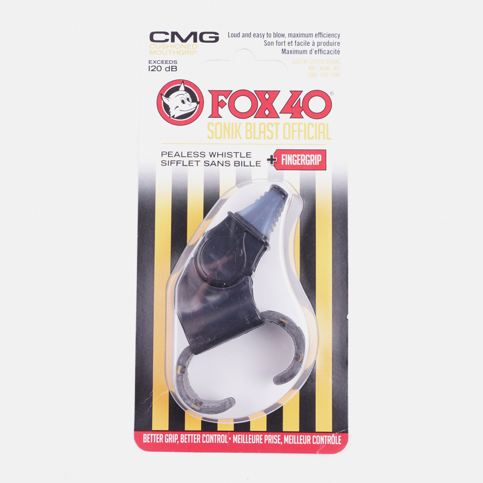 Fox 40 Sonik Blast Fingergrip Σφυρίχτρα