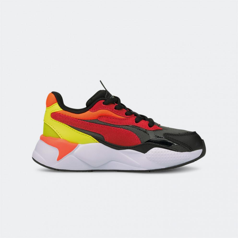 Puma Rs-X³ Neon Flame Παιδικά Παπούτσια