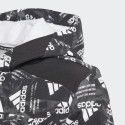 adidas Performance B Bic Hd Παιδική Μπλούζα με Κουκούλα