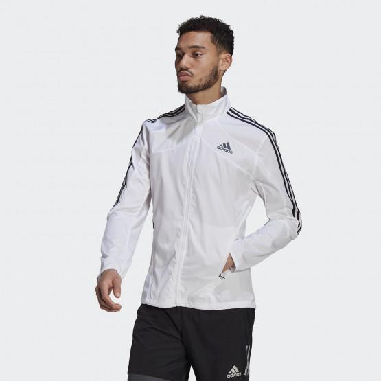 adidas Performance Marathon 3-Stripes Men's Jacket